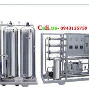 hệ thống lọc nước tinh khiết 200l/h