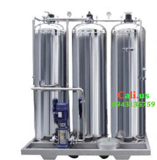 hệ thống lọc nước đóng bình 800l/h