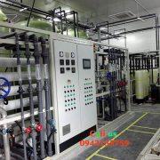 hệ thống lọc nước đóng bình 2000l/h