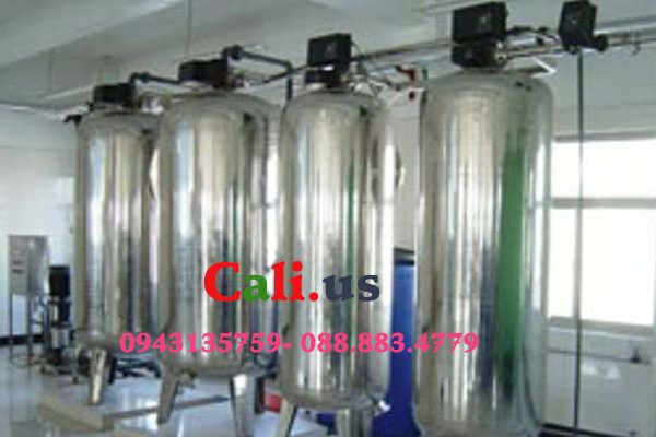hệ thống lọc phèn công suất 700l/h giá rẻ nhất