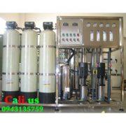 hệ thống lọc nước đóng bình 250-500l/h