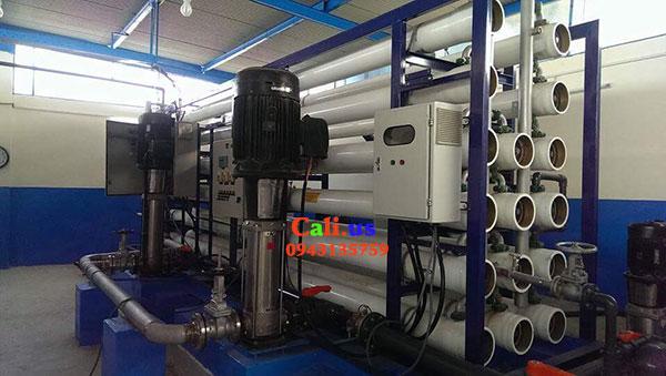 máy lọc nước tinh khiết công nghiệp