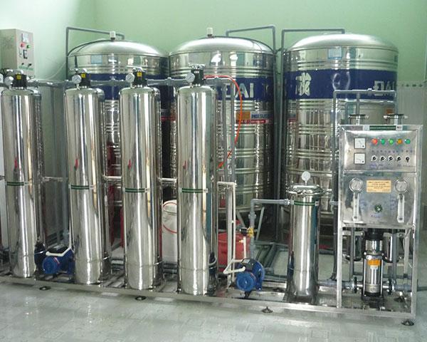 hệ thống lọc nước RO cao cấp