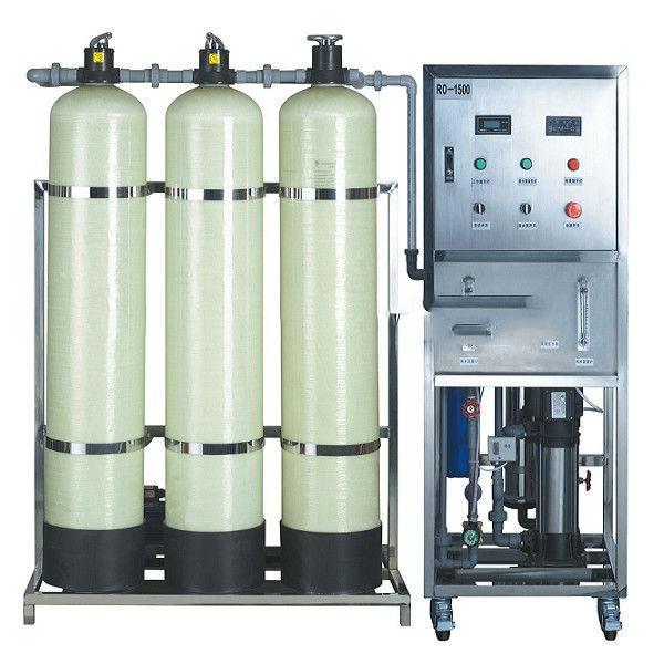 hệ thống lọc nước tinh khiết đóng bình
