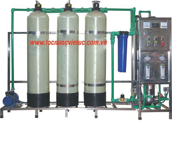 hệ thống lọc nước tinh khiết 1200l/h