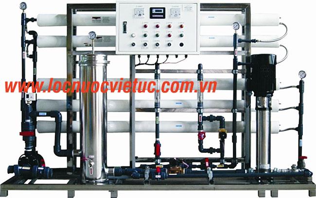 hệ thống lọc nước công nghệ cao