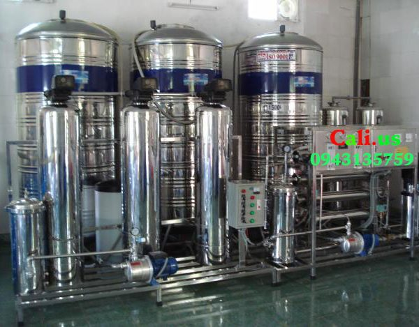 cung cấp hệ thống lọc nước tại Bến Tre
