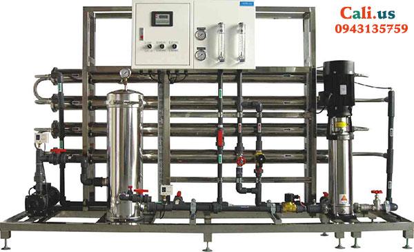 hệ thống lọc nước đóng bình 1000l/h