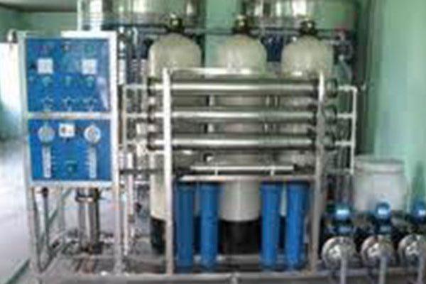 hệ thống lọc nước đóng bình công suất 2000 l/h