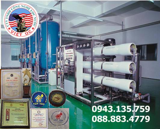 hệ thống lọc nước siêu tinh lọc