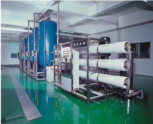 Hệ thống lọc nước siêu tinh lọc và làm ngọt nước
