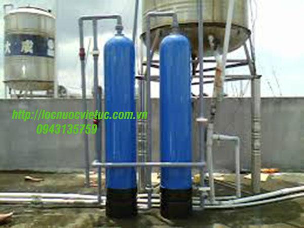 hệ thống lọc phèn công suất 600l/h