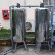 hệ thống lọc phèn công suất 700l/h
