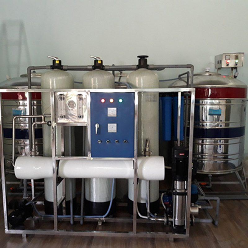 kinh doanh hệ thống lọc nước