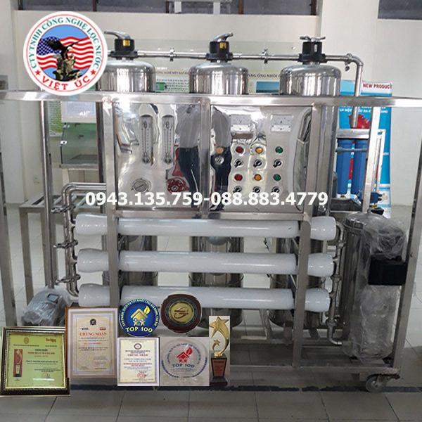 hệ thống lọc nước